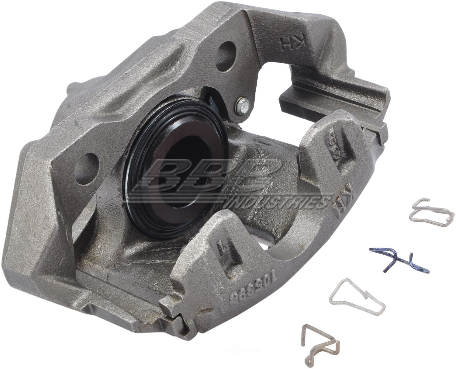 BBB INDUSTRIES - Reman Caliper W/installation Hardware (Front Left) - BBA 99-07615A