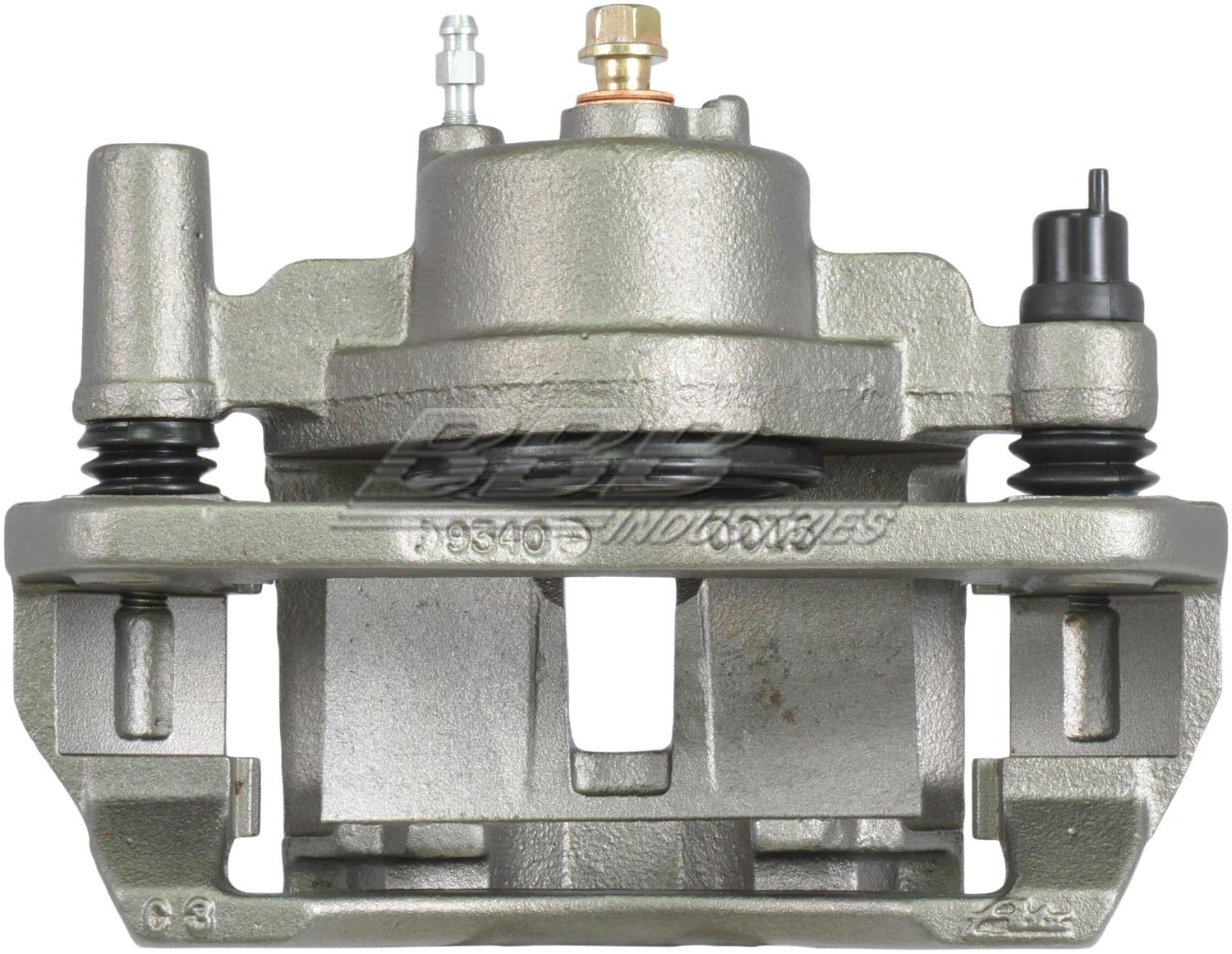 BBB INDUSTRIES - Reman Caliper W/installation Hardware (Front Left) - BBA 99-07802A