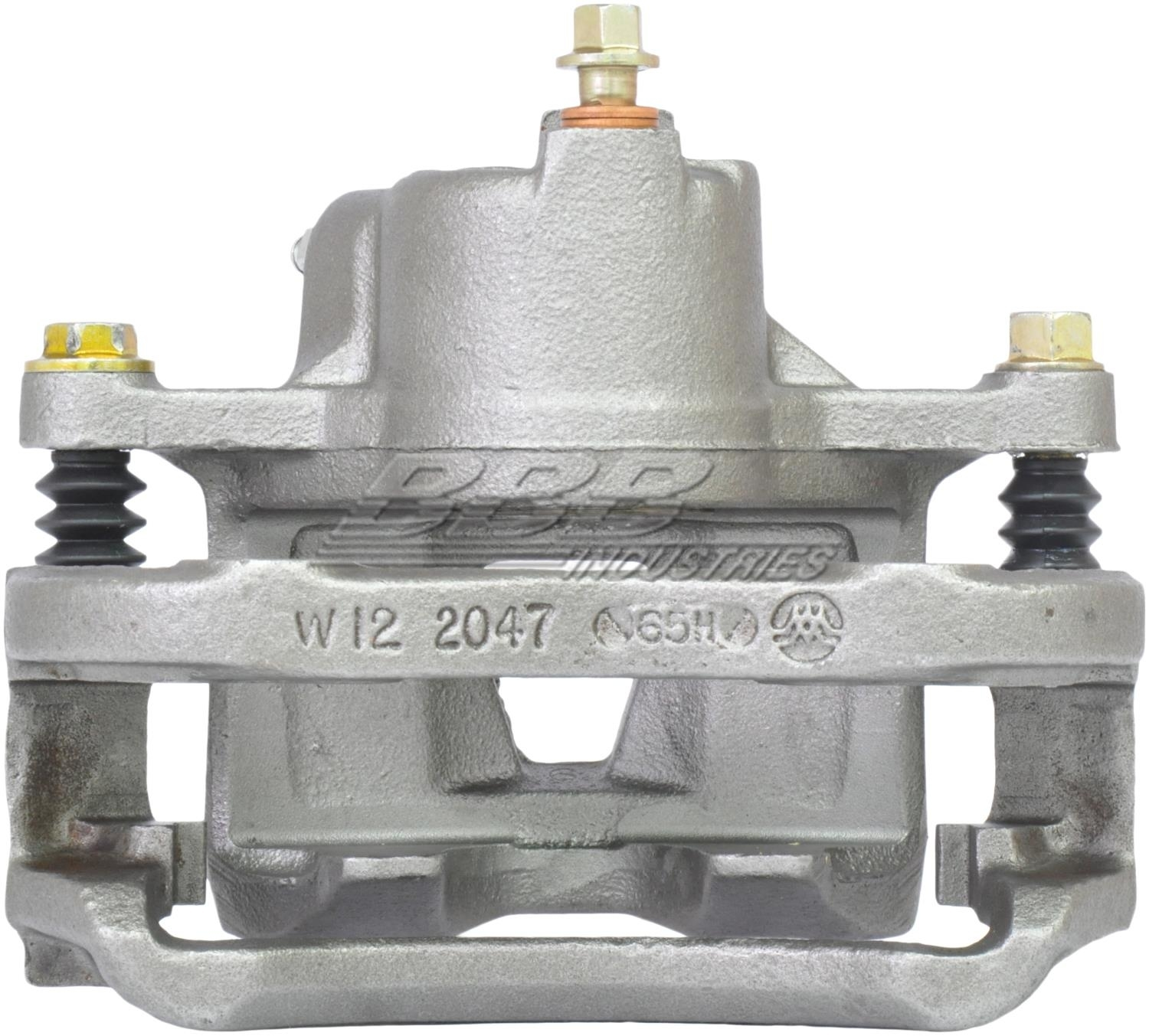 BBB INDUSTRIES - Reman Caliper W/installation Hardware (Front Left) - BBA 99-17275A