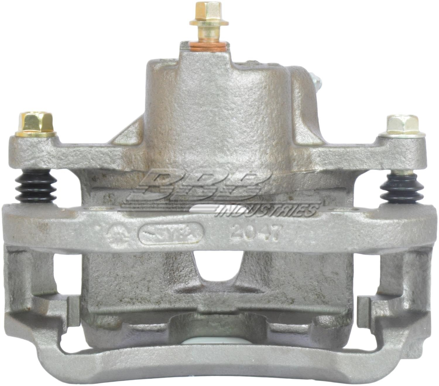 BBB INDUSTRIES - Reman Caliper W/installation Hardware (Front Right) - BBA 99-17275B