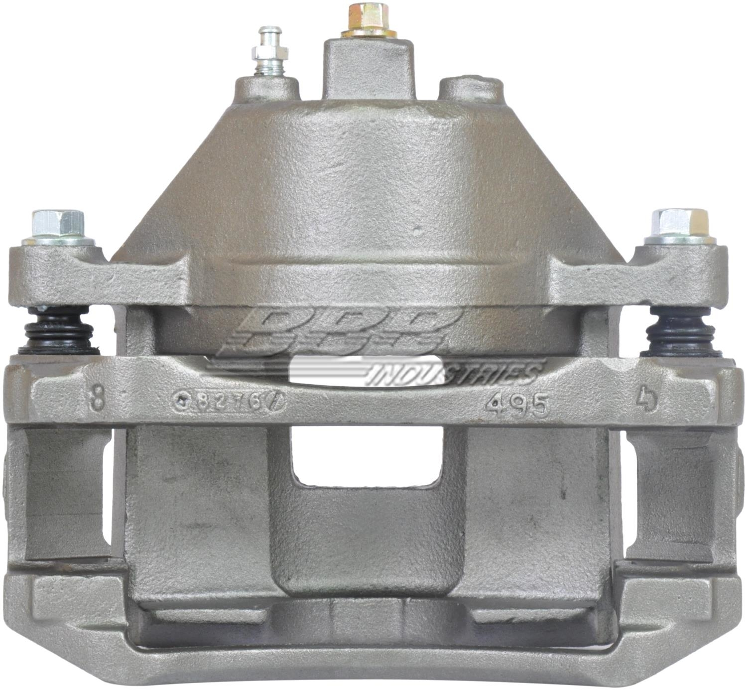 BBB INDUSTRIES - Reman Caliper W/installation Hardware (Front Left) - BBA 99-17299A