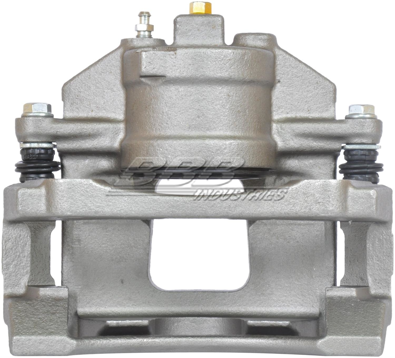 BBB INDUSTRIES - Reman Caliper W/installation Hardware (Front Left) - BBA 99-17310A