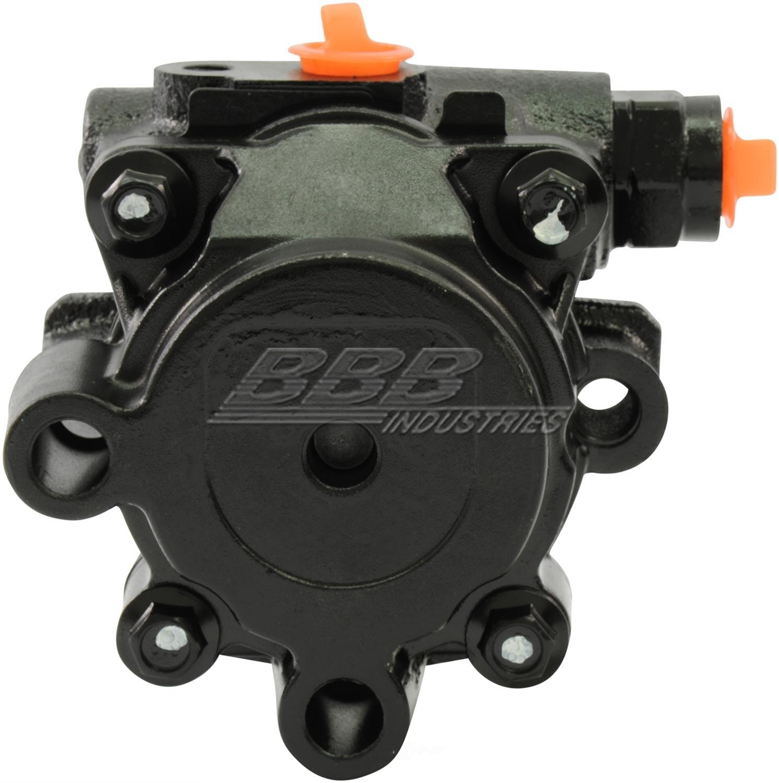 BBB INDUSTRIES - Reman Power Steering Pump - BBA 990-0447