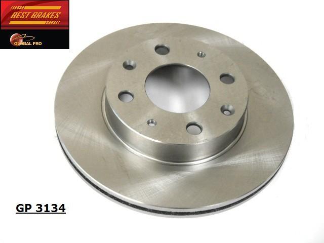 BEST BRAKES USA - Standard Brake Rotor - BBU GP3134
