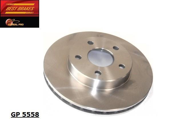 BEST BRAKES USA - Standard Brake Rotor - BBU GP5558