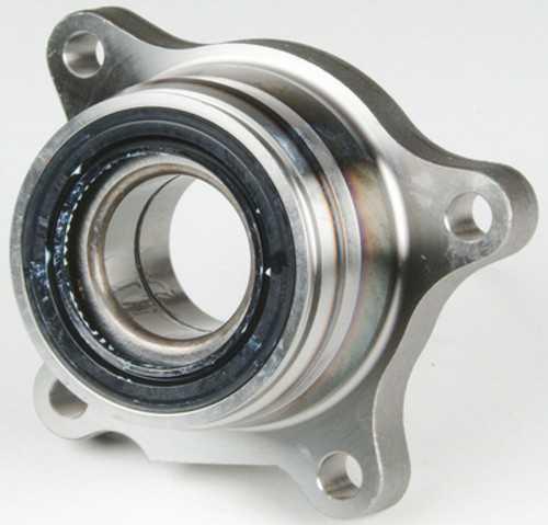 AUTO EXTRA/BEARING-SEALS-HUB ASSEMBLIES - Wheel Bearing Assembly - AXJ 512227