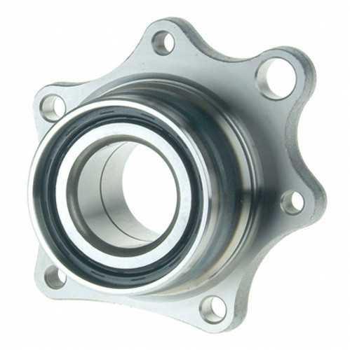 AUTO EXTRA/BEARING-SEALS-HUB ASSEMBLIES - Wheel Bearing Assembly (Rear) - AXJ 512260