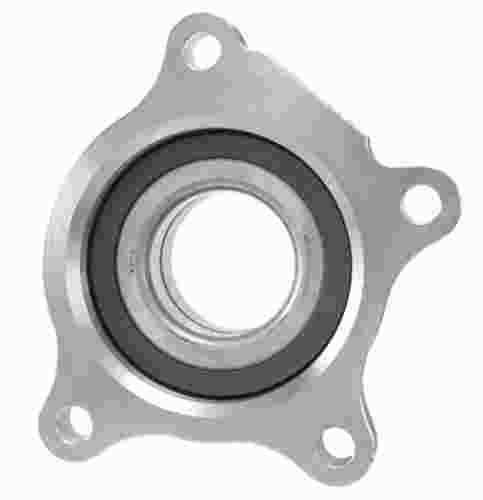 AUTO EXTRA/BEARING-SEALS-HUB ASSEMBLIES - Wheel Bearing Assembly (Rear Right) - AXJ 512351