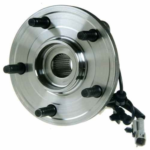 AUTO EXTRA/BEARING-SEALS-HUB ASSEMBLIES - Wheel Bearing & Hub Assembly (Front) - AXJ 513234