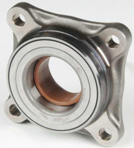 AUTO EXTRA/BEARING-SEALS-HUB ASSEMBLIES - Wheel Bearing Assembly - AXJ 515040