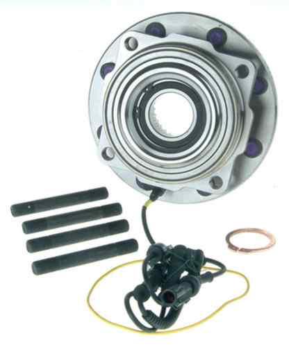 AUTO EXTRA/BEARING-SEALS-HUB ASSEMBLIES - Wheel Bearing and Hub Assembly - AXJ 515081