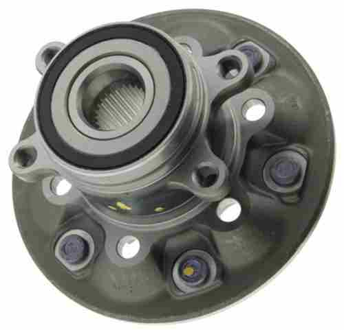 AUTO EXTRA/BEARING-SEALS-HUB ASSEMBLIES - Wheel Bearing and Hub Assembly (Front) - AXJ 515121