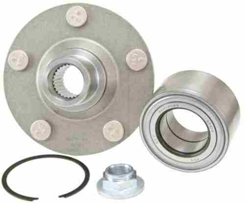 AUTO EXTRA/BEARING-SEALS-HUB ASSEMBLIES - Wheel Hub Repair Kit - AXJ 518515