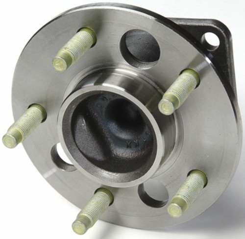 AUTO EXTRA/BEARING-SEALS-HUB ASSEMBLIES - Wheel Bearing & Hub Assembly (Rear) - AXJ 512006