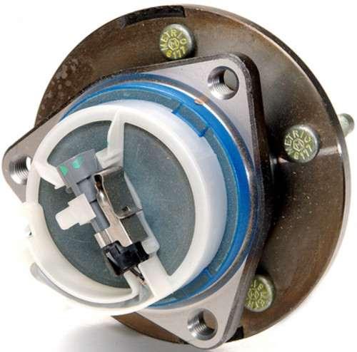 AUTO EXTRA/BEARING-SEALS-HUB ASSEMBLIES - Wheel Bearing and Hub Assembly - AXJ 512222