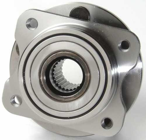 AUTO EXTRA/BEARING-SEALS-HUB ASSEMBLIES - Wheel Bearing and Hub Assembly - AXJ 513122