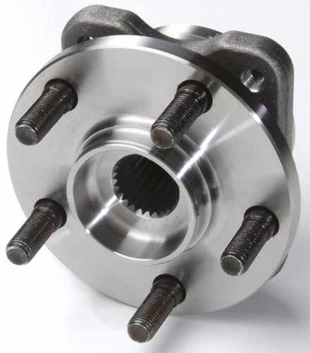 AUTO EXTRA/BEARING-SEALS-HUB ASSEMBLIES - Wheel Bearing & Hub Assembly (Front) - AXJ 513122