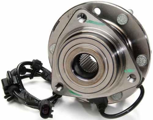 AUTO EXTRA/BEARING-SEALS-HUB ASSEMBLIES - Wheel Bearing and Hub Assembly (Front) - AXJ 513188