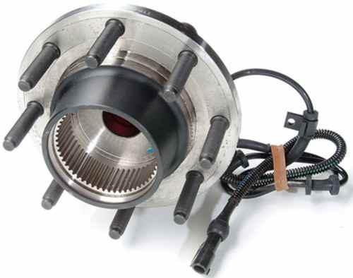 AUTO EXTRA/BEARING-SEALS-HUB ASSEMBLIES - Wheel Bearing & Hub Assembly (Front) - AXJ 515020