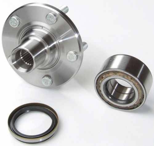 AUTO EXTRA/BEARING-SEALS-HUB ASSEMBLIES - Wheel Hub Repair Kit - AXJ 518506
