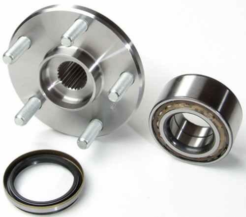 AUTO EXTRA/BEARING-SEALS-HUB ASSEMBLIES - Wheel Hub Repair Kit - AXJ 518506