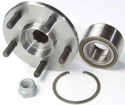 AUTO EXTRA/BEARING-SEALS-HUB ASSEMBLIES - Wheel Hub Repair Kit - AXJ 520000