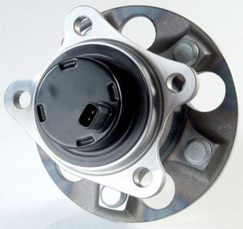 AUTO EXTRA/BEARING-SEALS-HUB ASSEMBLIES - Wheel Bearing and Hub Assembly - AXJ 512283
