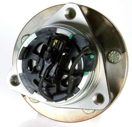 AUTO EXTRA/BEARING-SEALS-HUB ASSEMBLIES - Wheel Bearing and Hub Assembly - AXJ 513214