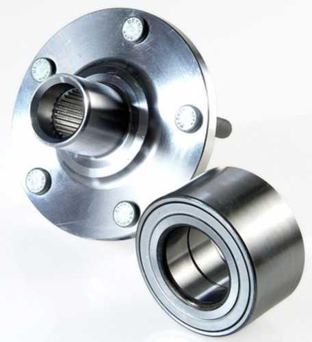 AUTO EXTRA/BEARING-SEALS-HUB ASSEMBLIES - Wheel Hub Repair Kit - AXJ 518509