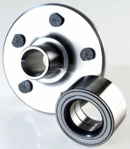 AUTO EXTRA/BEARING-SEALS-HUB ASSEMBLIES - MOOG Hub Assemblies Wheel Hub Repair Kit (Rear) - AXJ 521000