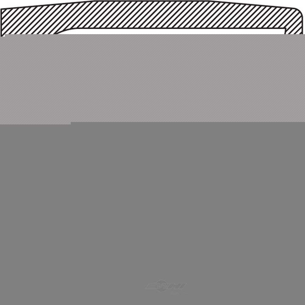 NATIONAL SEAL/BEARING - Transfer Case Input Shaft Seal - BCA 710749