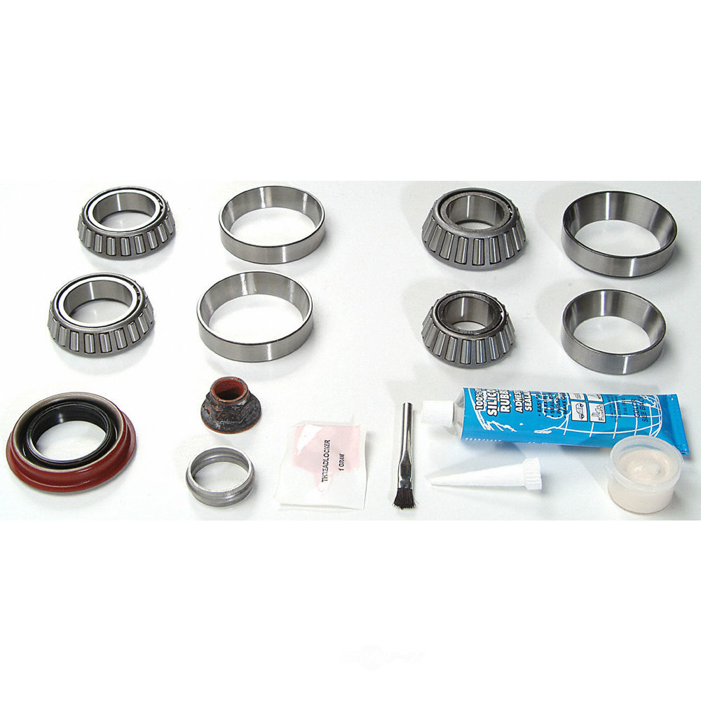 AUTO EXTRA/BEARING-SEALS-HUB ASSEMBLIES - Axle Differential Bearing and Seal Kit (Rear) - AXJ RA311