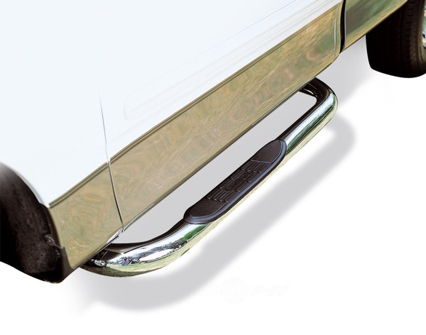 BIG COUNTRY TRUCK ACCESSORIES - 3 Round Classic Side Bars - BCT 372333