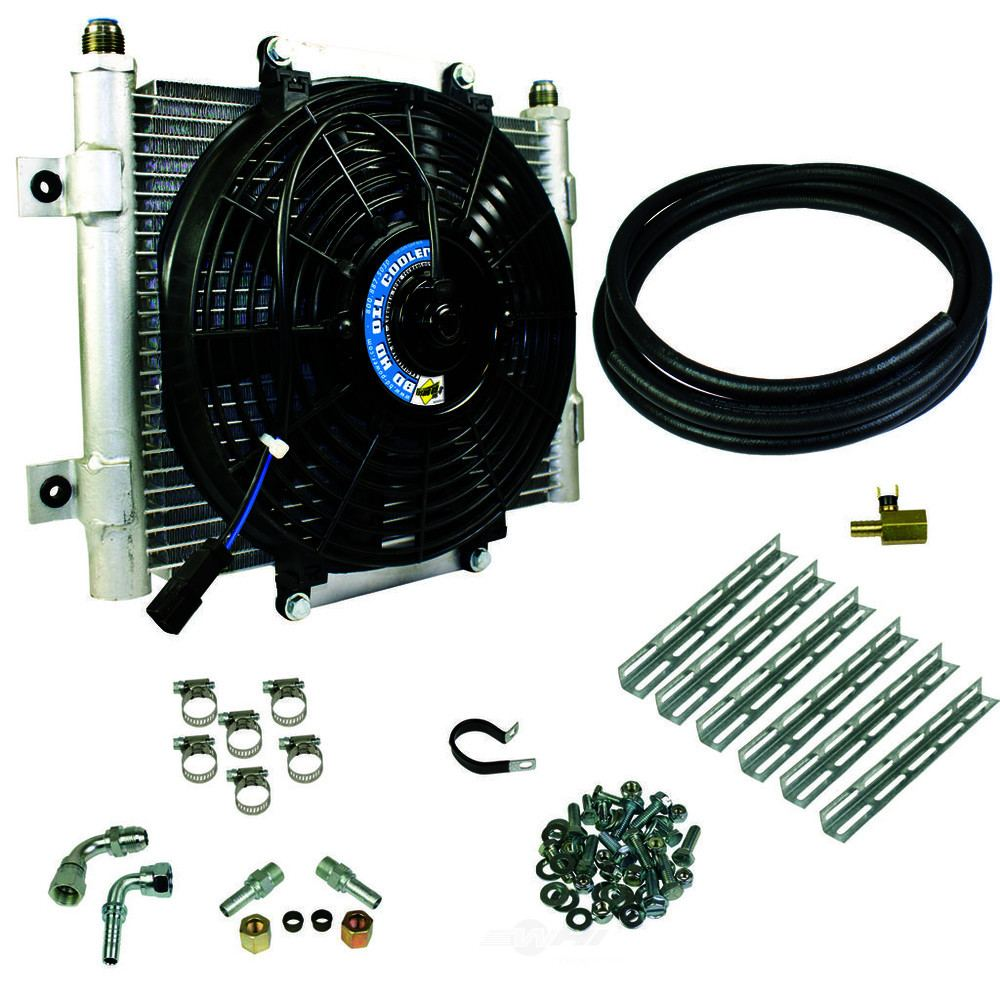 BD DIESEL - Xtruded Transmission Cooler - BDD 1030606-5/16