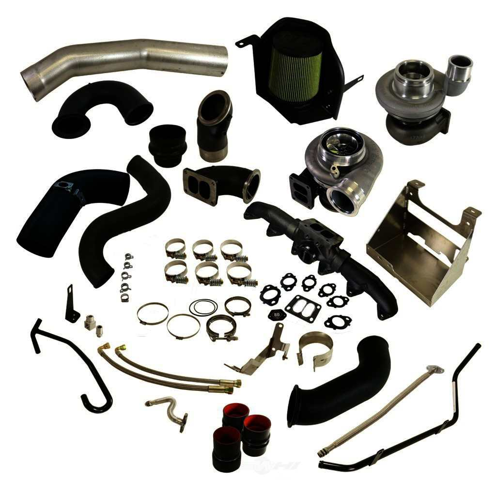 BD DIESEL - Cobra Turbo Kit - BDD 1045792