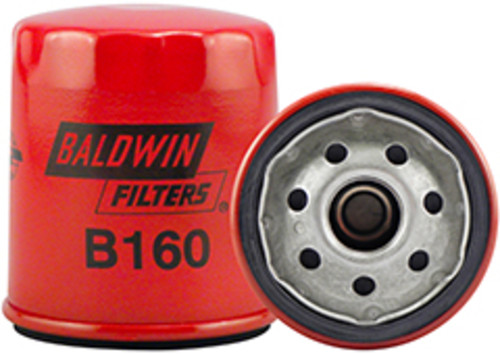 BALDWIN - Engine Oil Filter - BDW B160