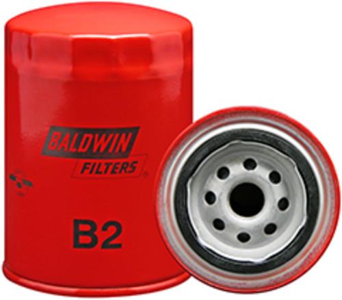 BALDWIN - Engine Oil Filter - BDW B2