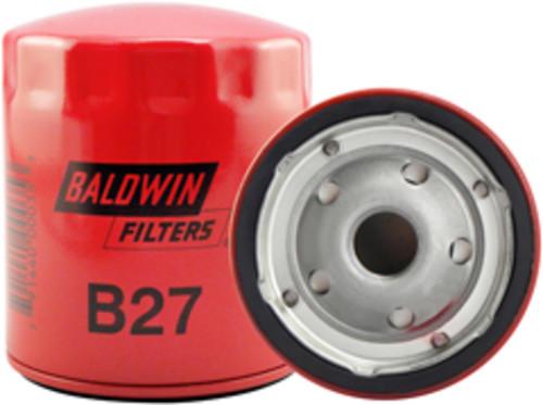BALDWIN - Engine Oil Filter - BDW B27