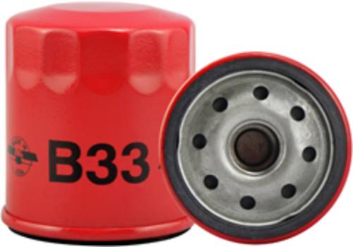 BALDWIN - Engine Oil Filter - BDW B33