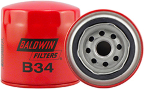 BALDWIN - Engine Oil Filter - BDW B34