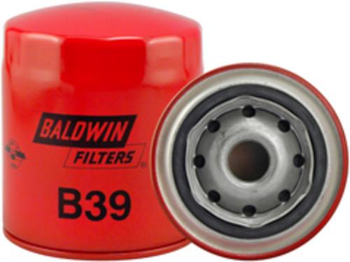 BALDWIN - Engine Oil Filter - BDW B39