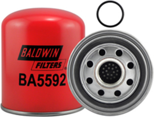 BALDWIN - Air Brake Compressor Air Cleaner Filter - BDW BA5592