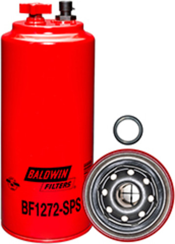 BALDWIN - Fuel Water Separator Filter - BDW BF1272-SPS