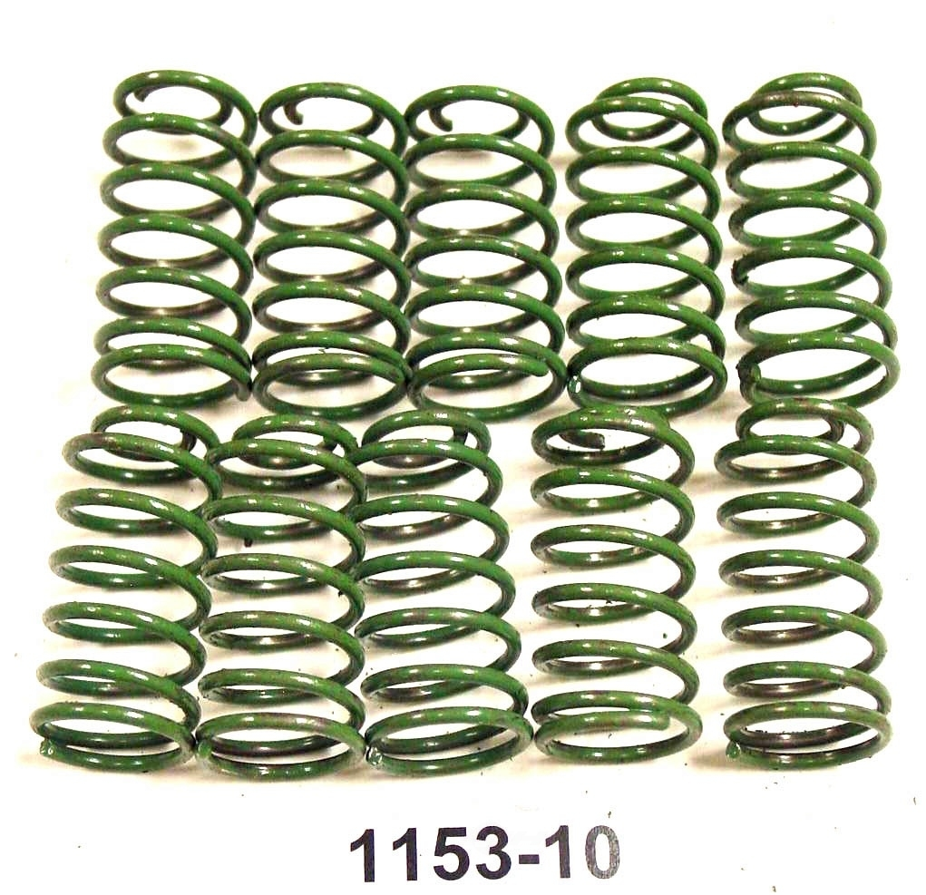 BETTER BRAKE PARTS - Drum Brake Hold Down Spring - BEB 1153