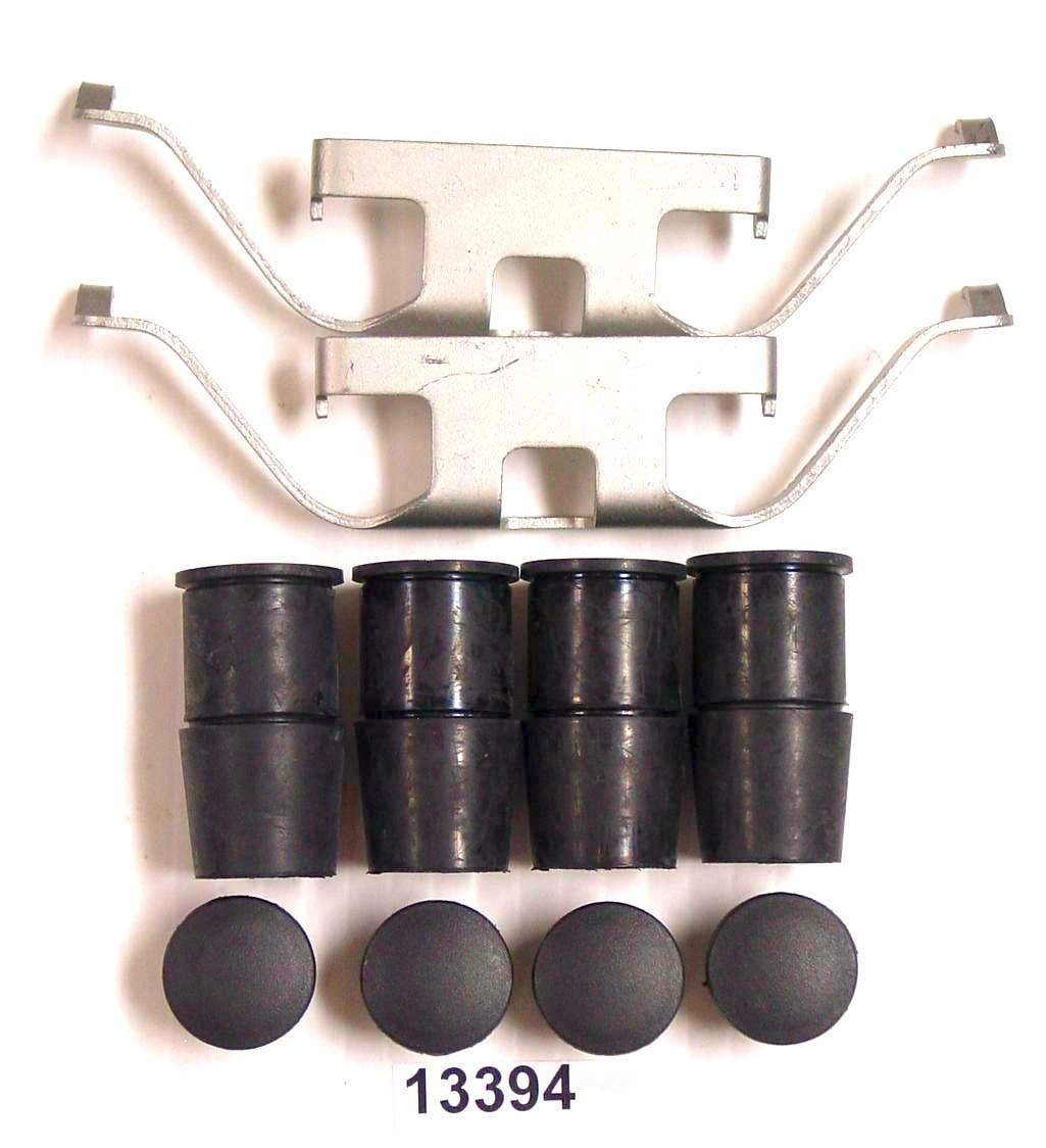 BETTER BRAKE PARTS - Disc Brake Caliper Bushing - BEB 13394