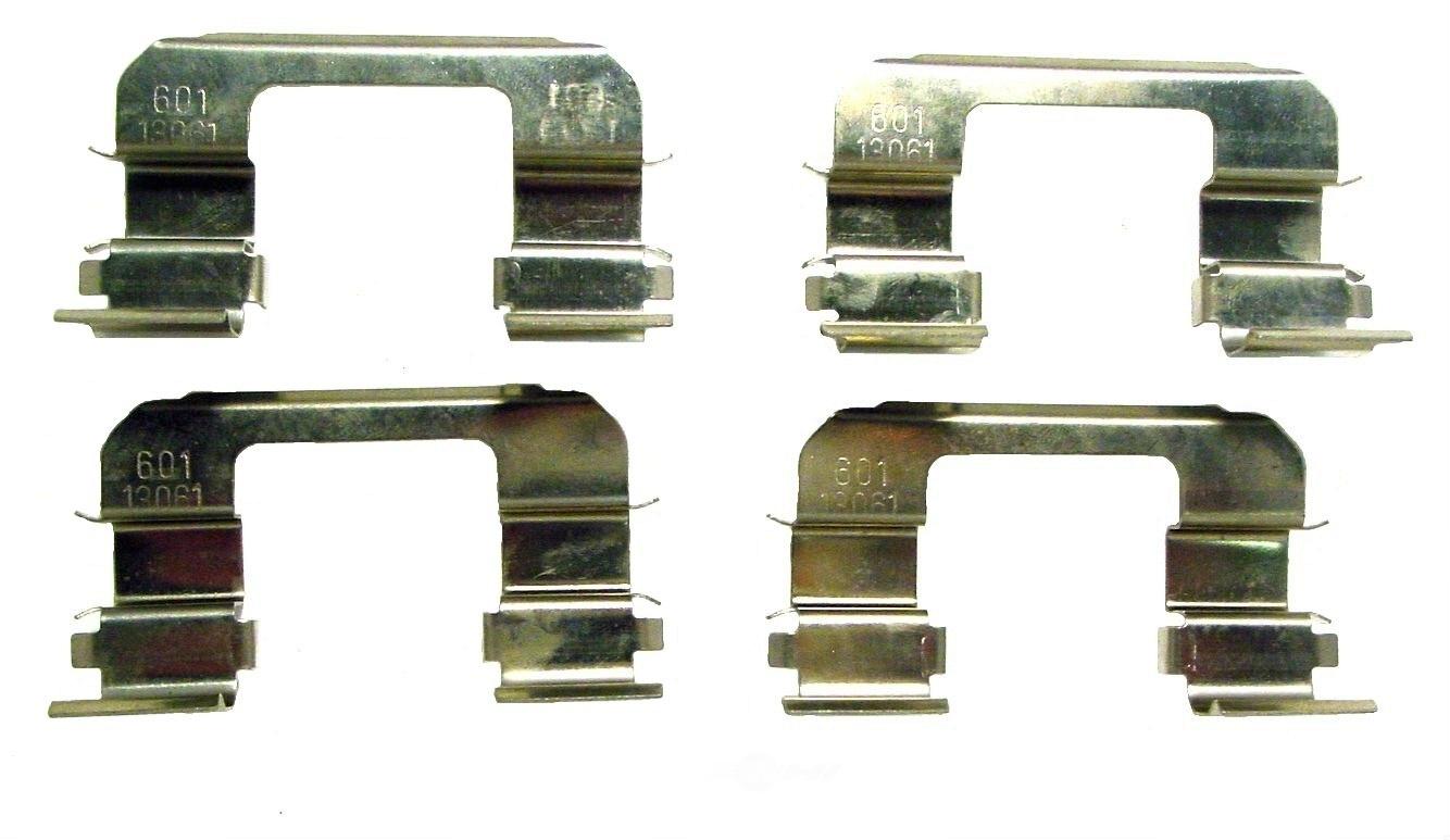 BETTER BRAKE PARTS - Disc Brake Hardware Kit (Front) - BEB 13515