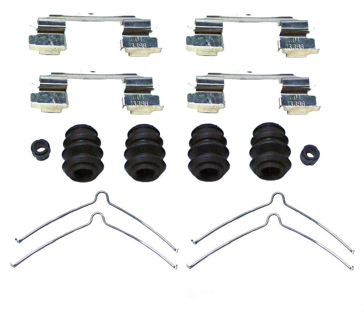 BETTER BRAKE PARTS - Disc Brake Hardware Kit - BEB 13527