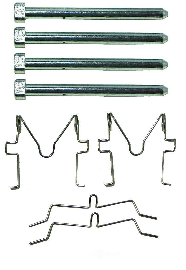 BETTER BRAKE PARTS - Disc Brake Hardware Kit (Rear) - BEB 13537