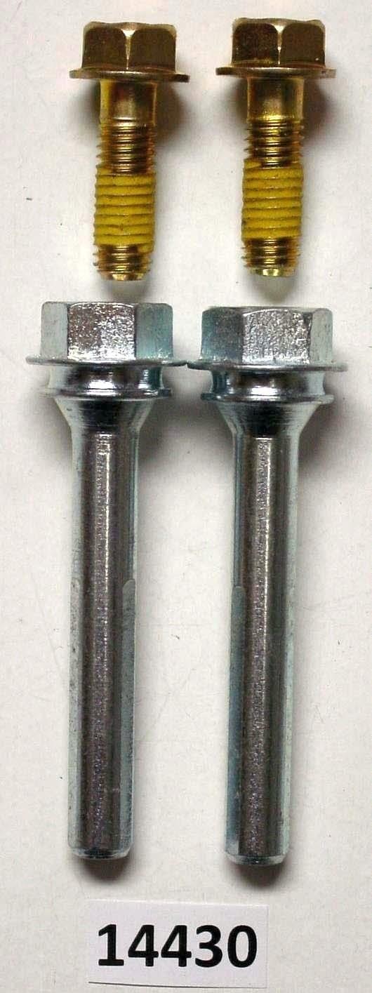 BETTER BRAKE PARTS - Disc Brake Caliper Guide Pin Kit (Rear) - BEB 14430