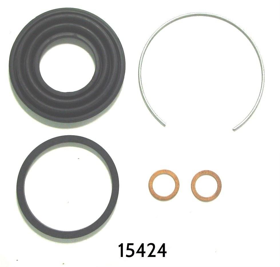 BETTER BRAKE PARTS - Disc Brake Caliper Repair Kit (Rear) - BEB 15424